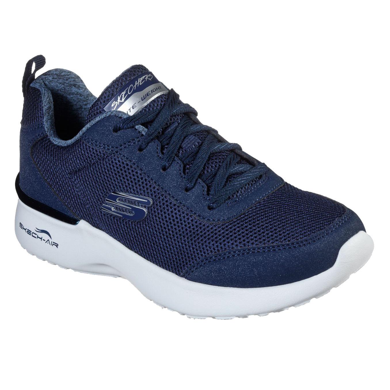 کفش مخصوص پیاده روی زنانه اسکچرز مدل 12947-NVY -  - 2