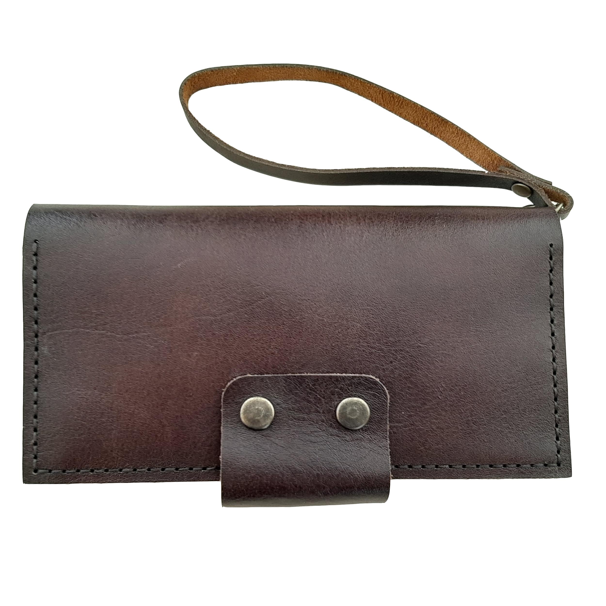 کیف دستی چرمی کد DG-K7