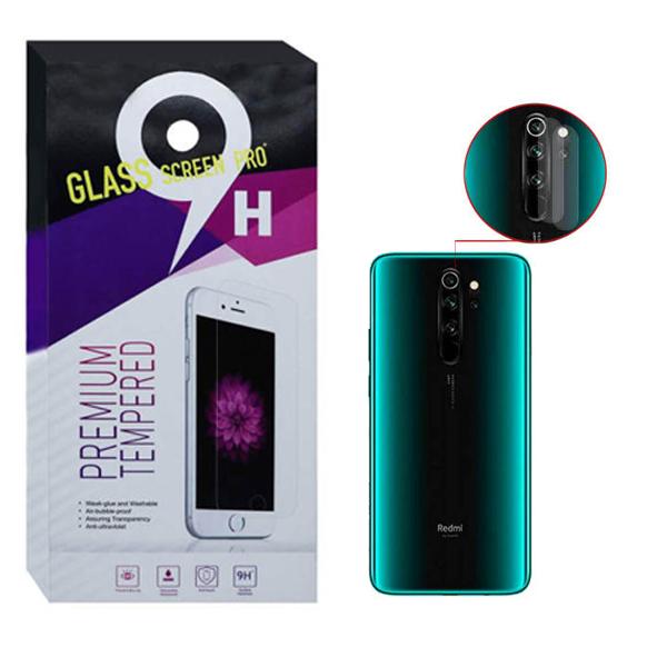 محافظ لنز دوربین مدل Pre-01 مناسب برای گوشی موبایل شیائومی Redmi Note 8 Pro بسته دو عددی