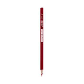 مداد قرمز آریا کد 103893 بسته 12 عددی