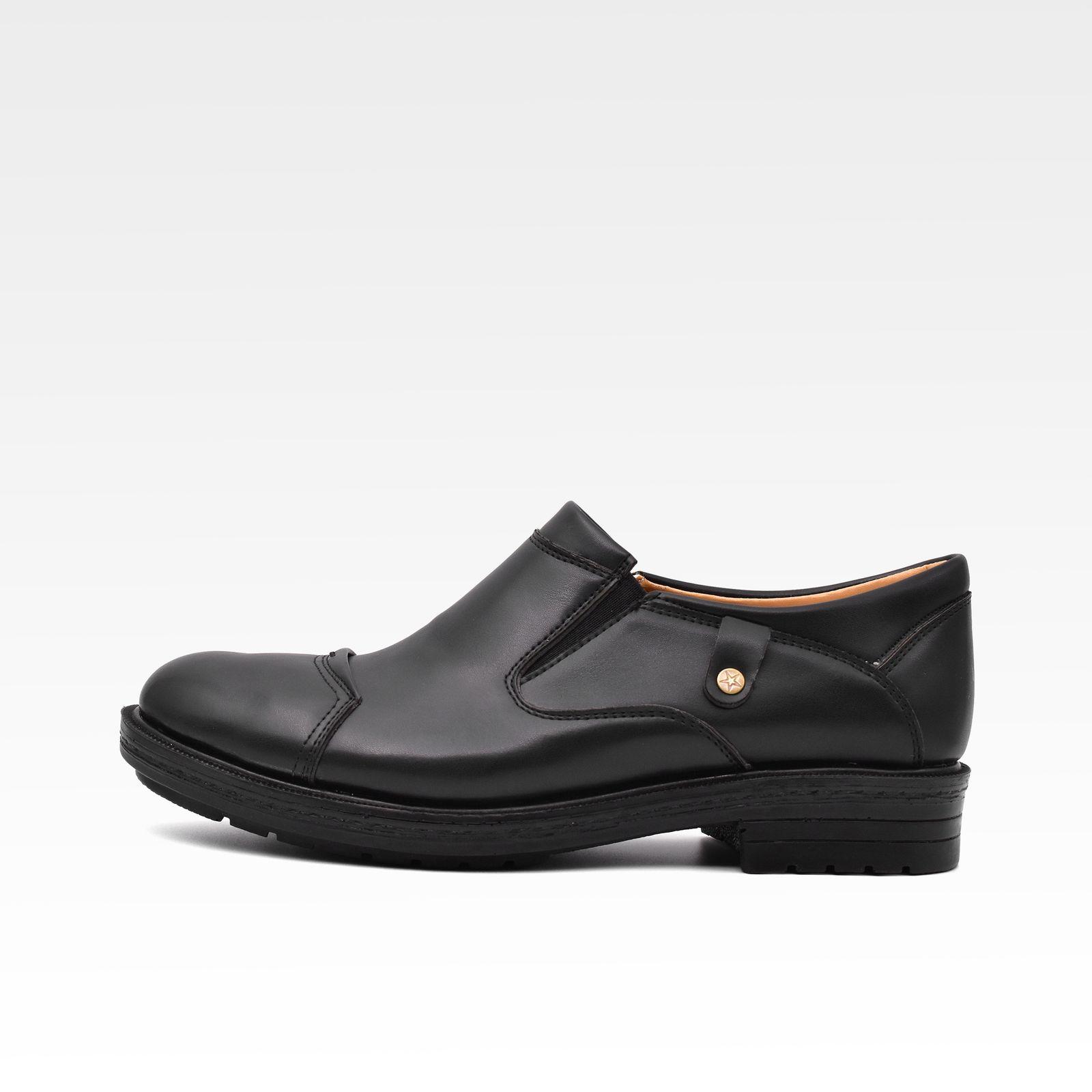 کفش مردانه سینگل مدل سهیل کد 6510 -  - 2