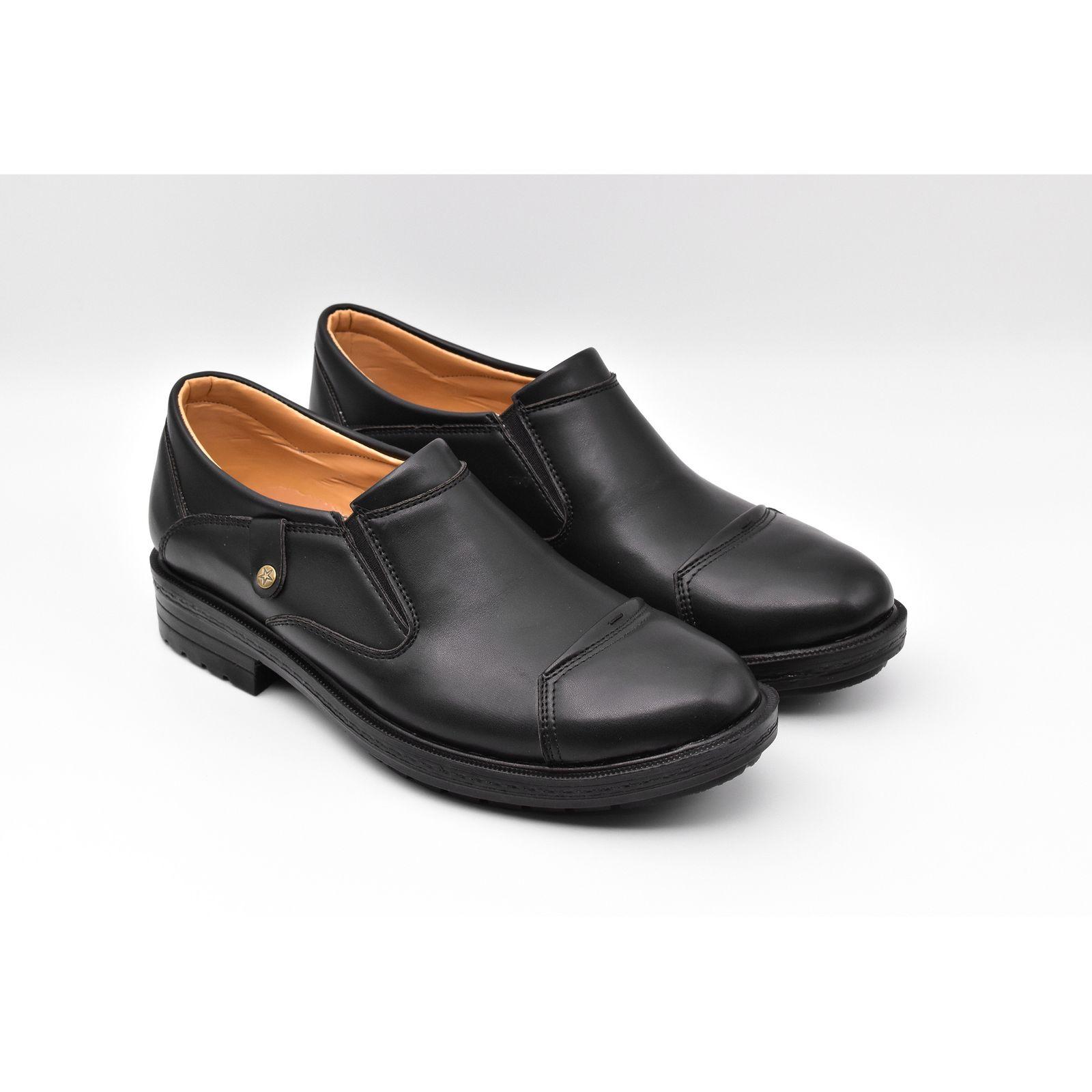 کفش مردانه سینگل مدل سهیل کد 6510 -  - 4