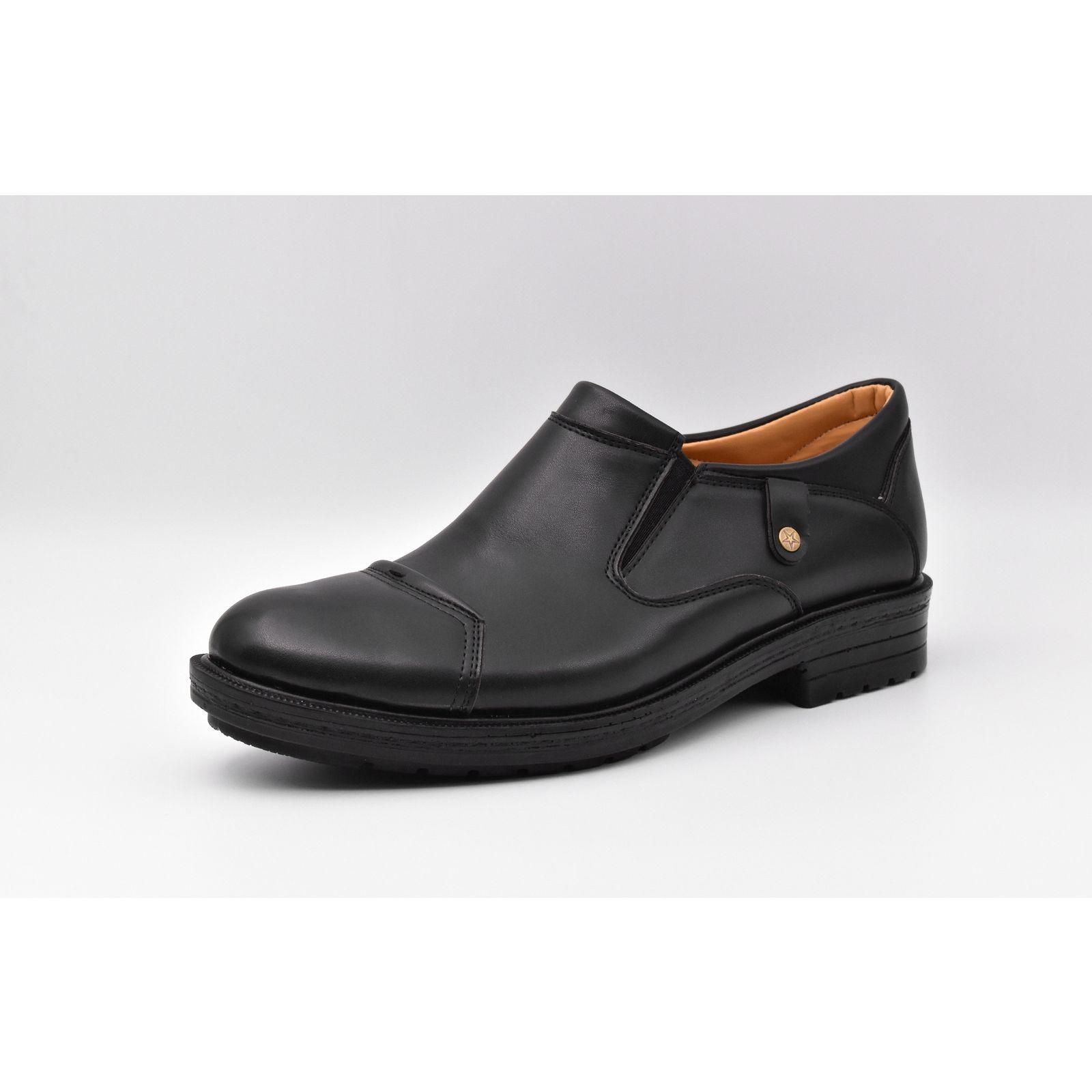 کفش مردانه سینگل مدل سهیل کد 6510 -  - 5