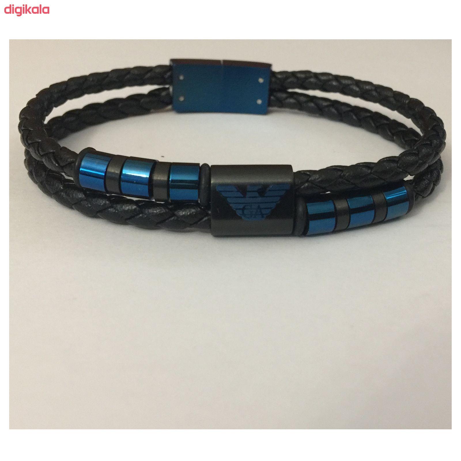 دستبند مردانه کد H260 main 1 3