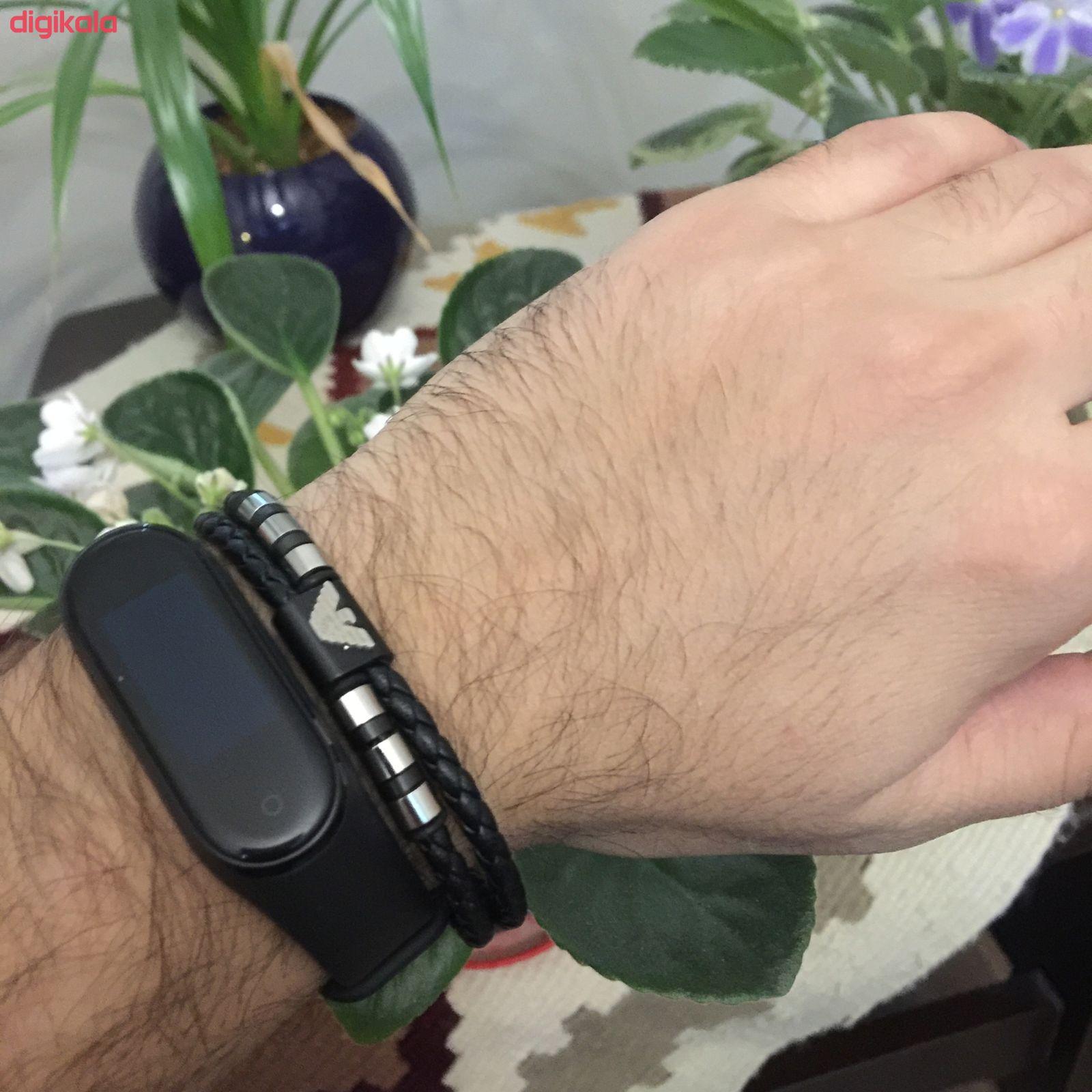 دستبند مردانه کد H260 main 1 5