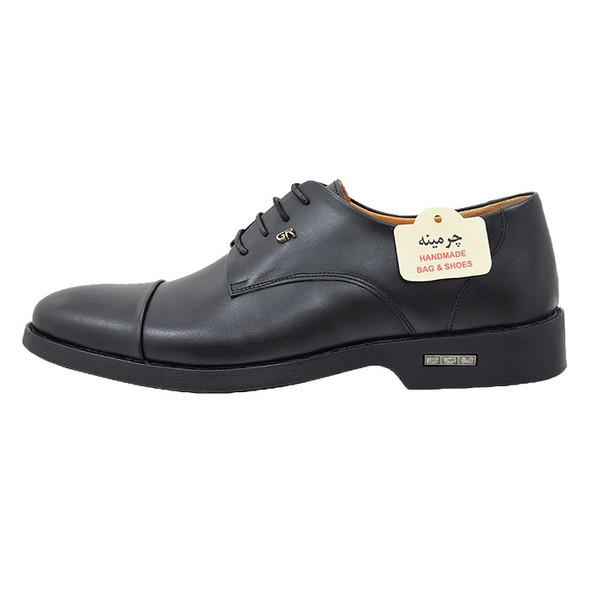 کفش مردانه چرمینه کد 296