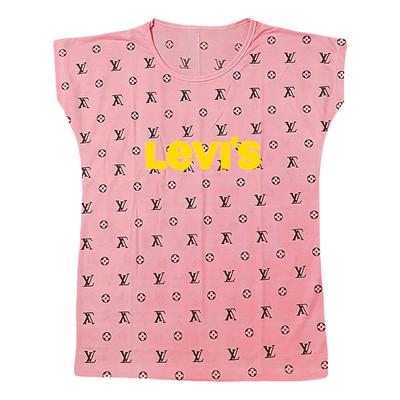 تی شرت زنانه مدل l-v12