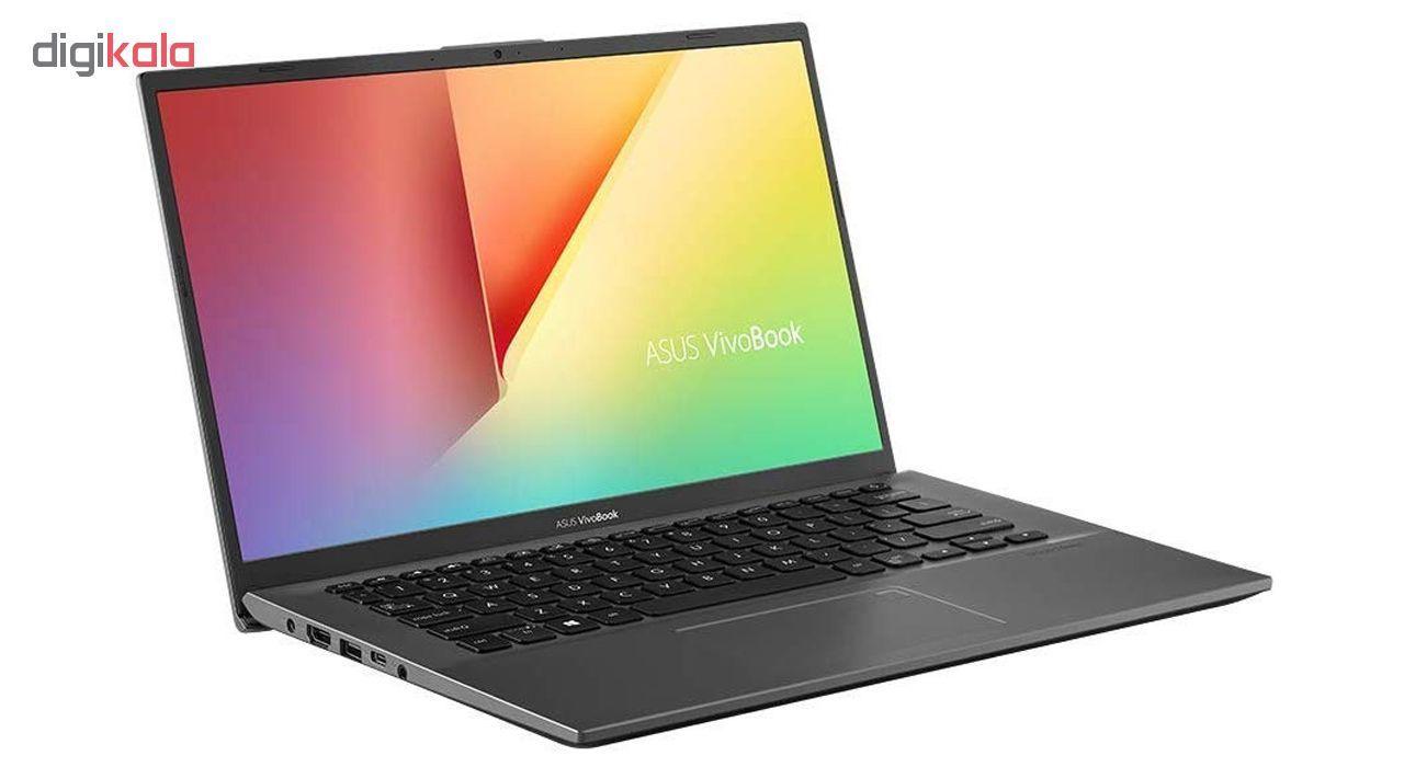 لپ تاپ 14 اینچی ایسوس مدل VivoBook R424F - B  main 1 6