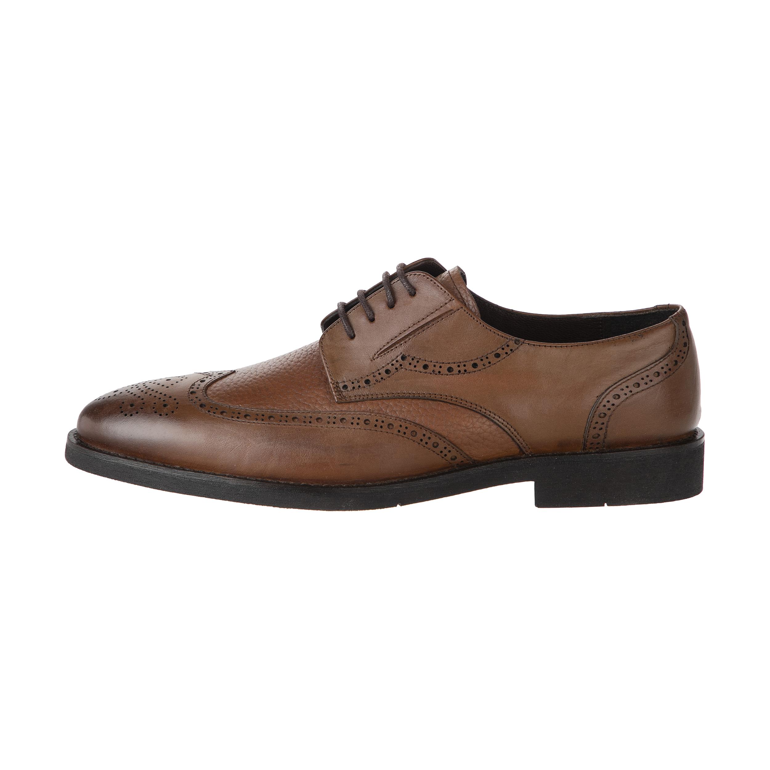 کفش مردانه دلفارد مدل 7253B503136
