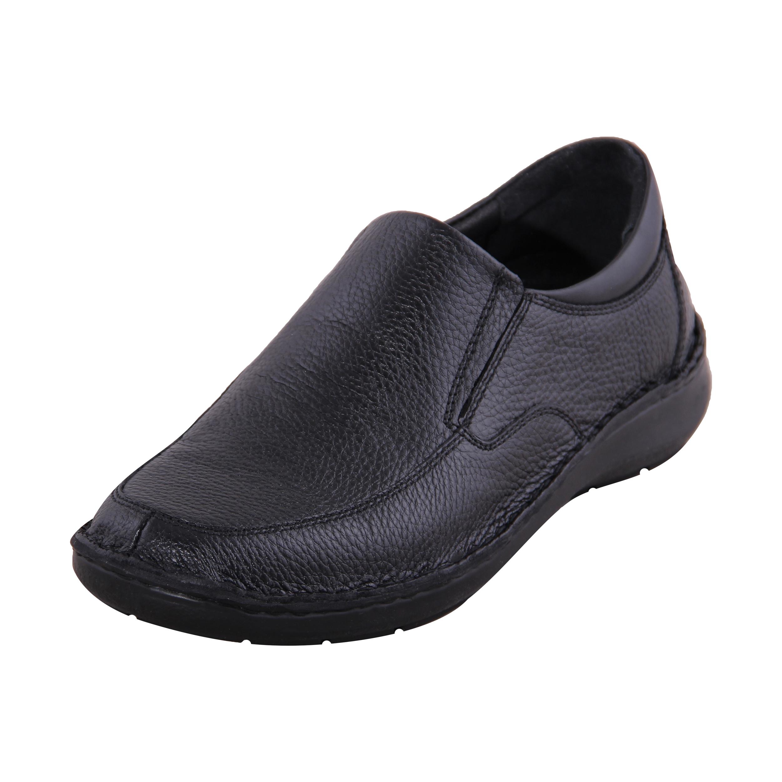 کفش مردانه شهر چرم مدل MT43-1 -  - 2