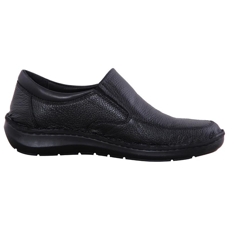 کفش طبی مردانه شهر چرم مدل MT43-1
