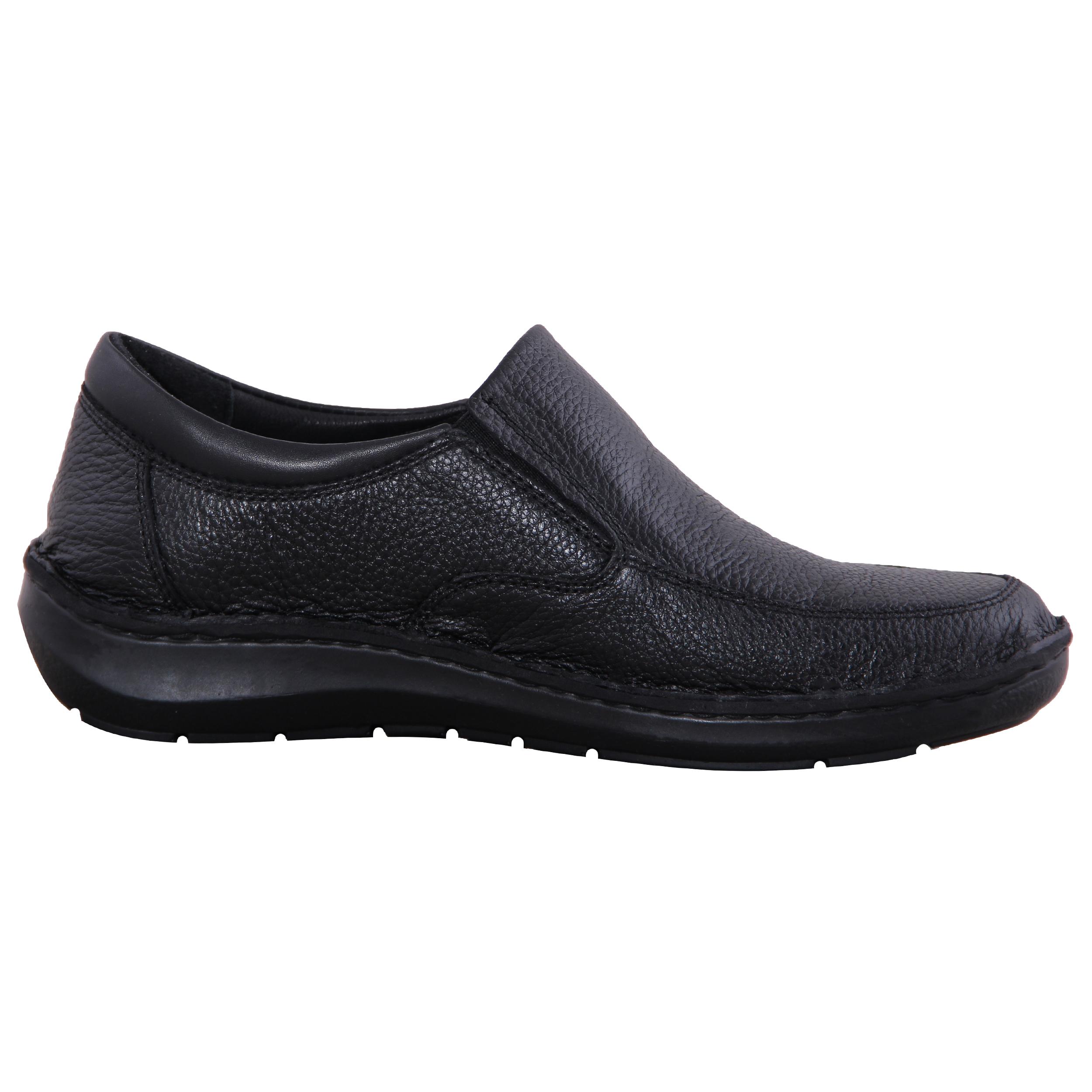 کفش مردانه شهر چرم مدل MT43-1 -  - 3