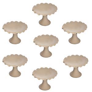 مجموعه ظروف هفت سین 7 پارچه مدل Kh7