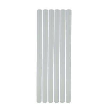 چسب حرارتی مدل Sh -115 قطر 10 میلی متری بسته 6 عددی
