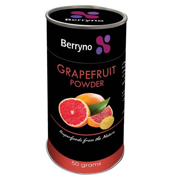 پودر میوه خشک گریپ فروت بری نو مقدار 50 گرم
