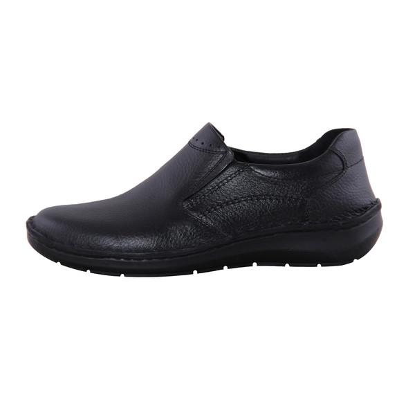 کفش طبی مردانه شهر چرم مدل MT41-1