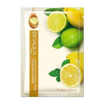 ماسک صورت بایو آکوا مدل Lemon وزن 30 گرم