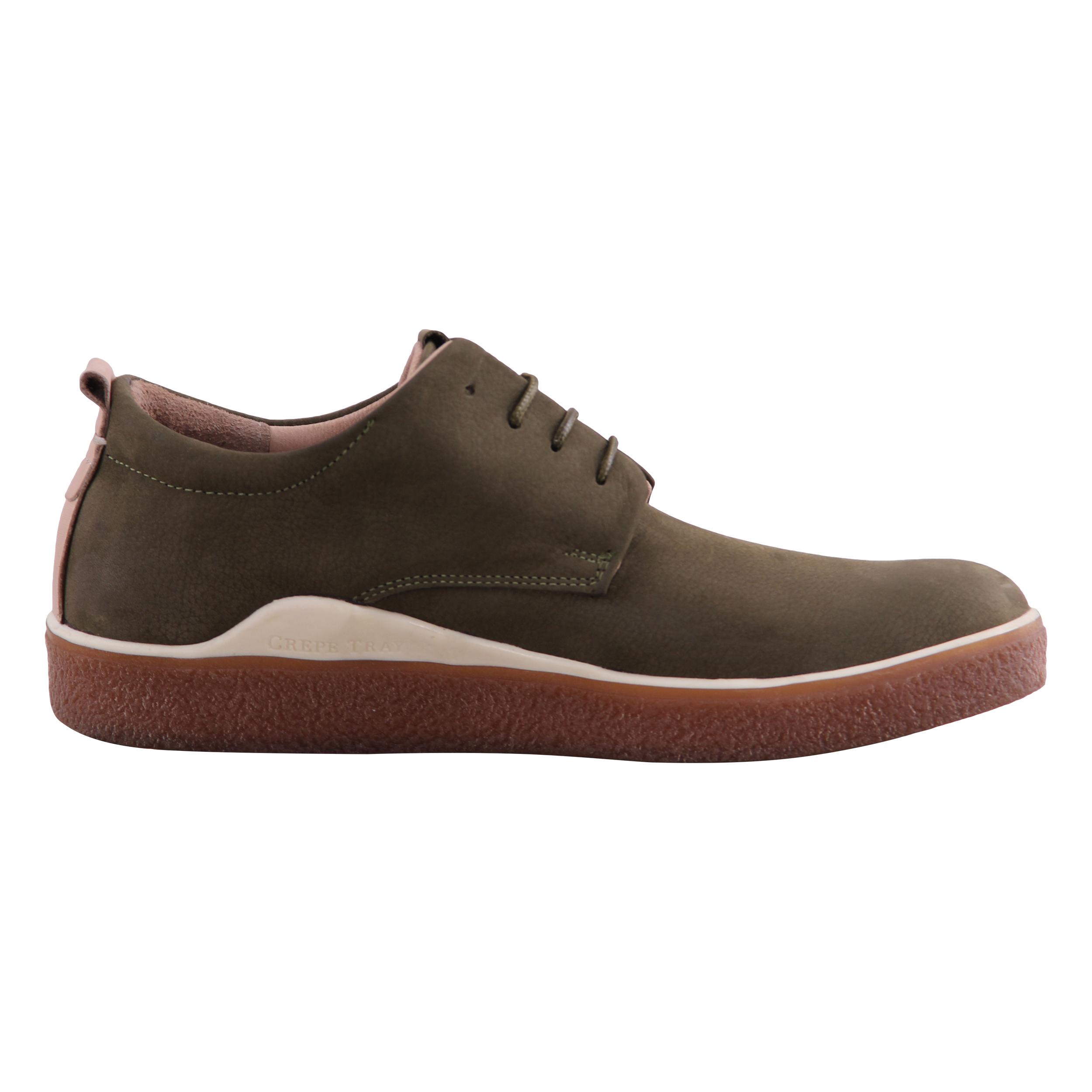 کفش روزمره مردانه شهرچرم مدل S2156-17