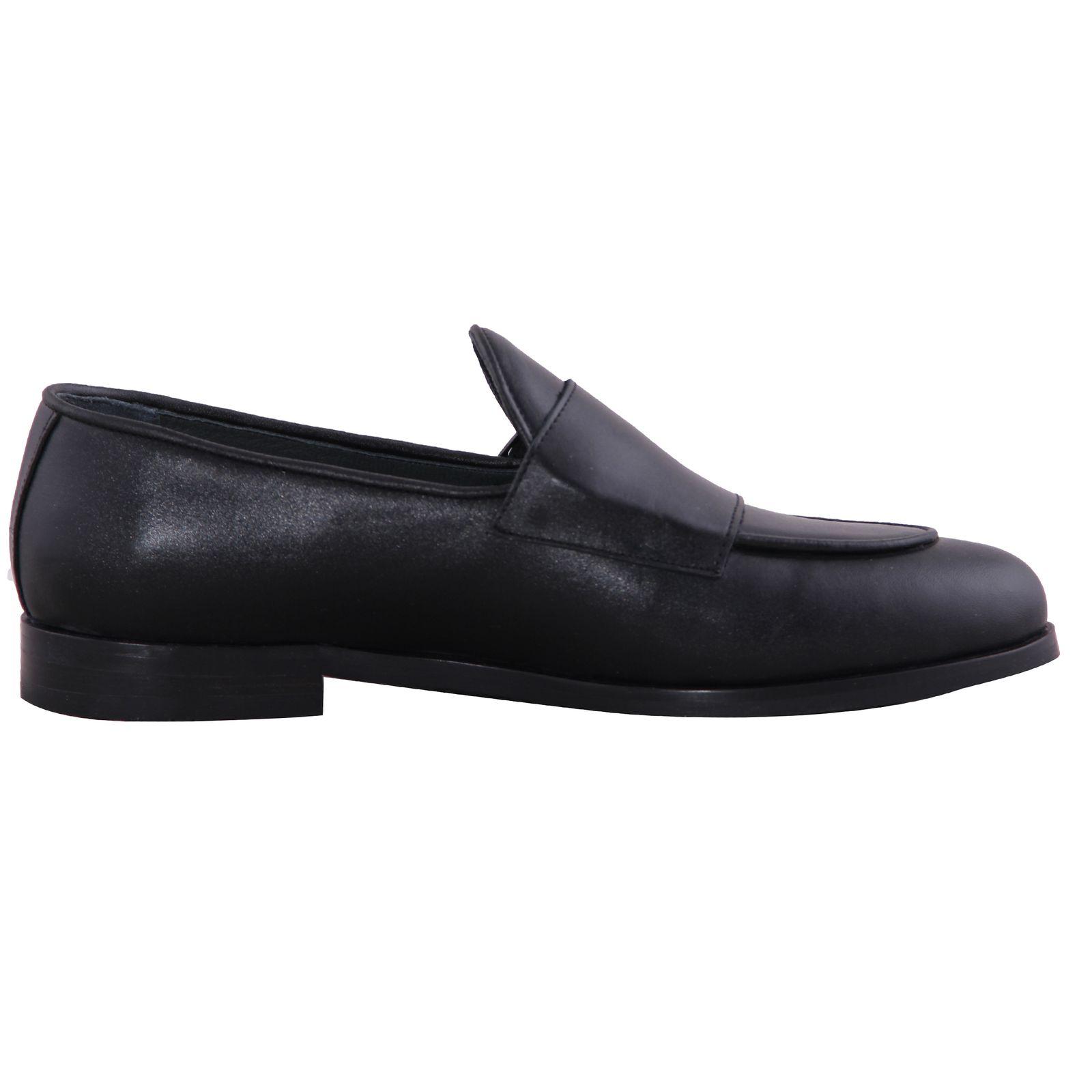 کفش مردانه شهر چرم مدل S961-1 -  - 3