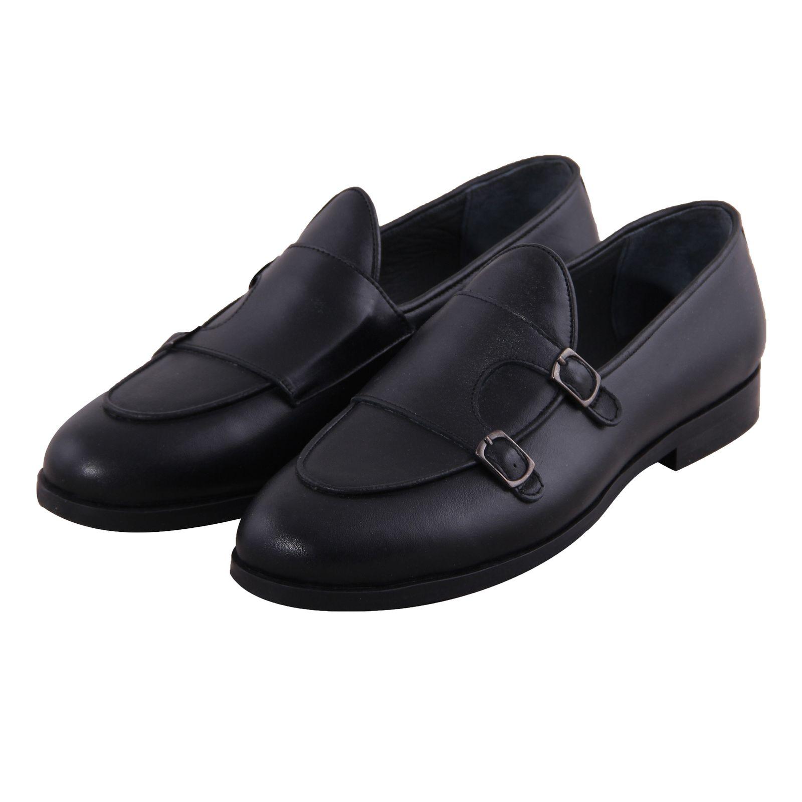 کفش مردانه شهر چرم مدل S961-1 -  - 6