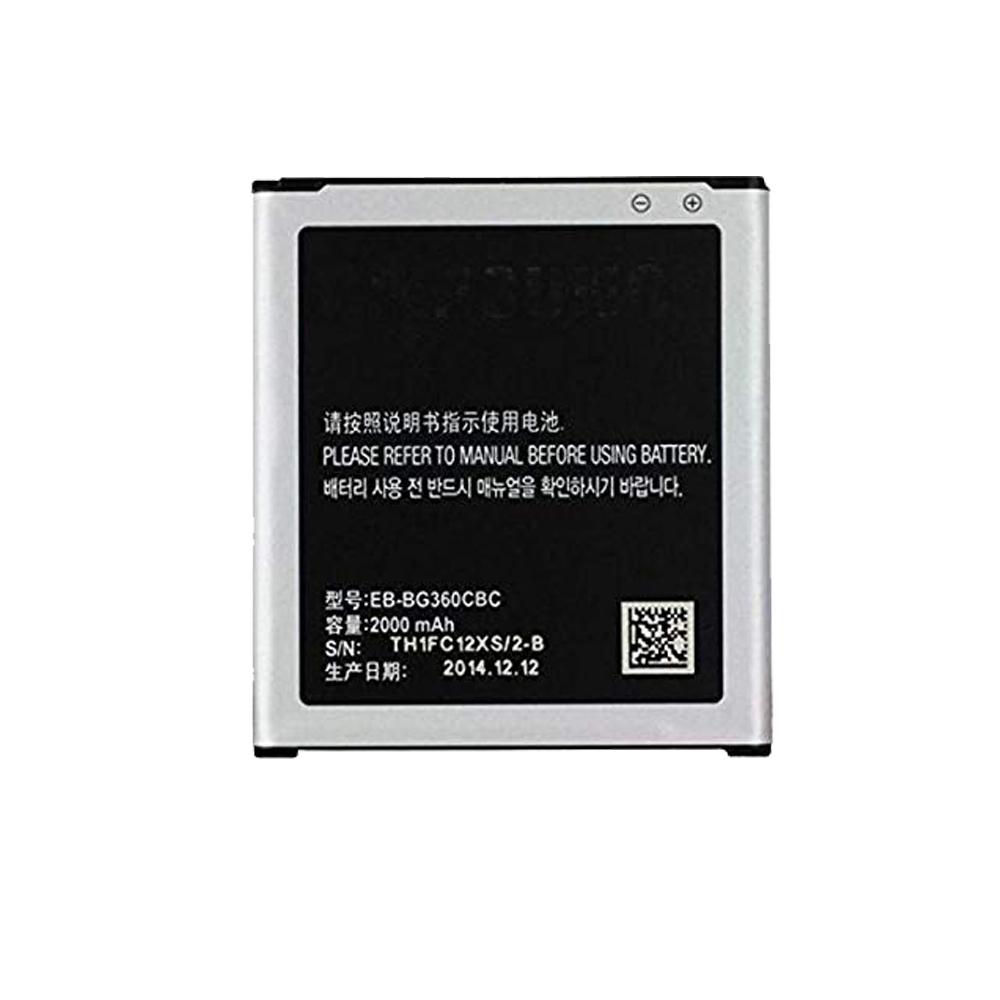 باتری موبایل مدل EB-BG360CBC ظرفیت 2000 میلی آمپر ساعت مناسب برای گوشی موبایل سامسونگ Galaxy Core Prime               ( قیمت و خرید)