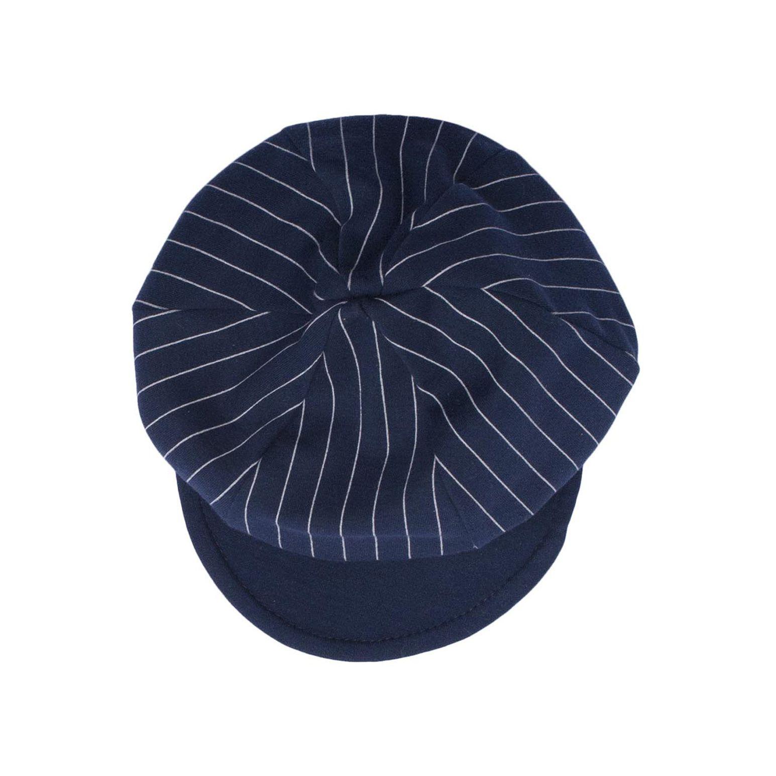 کلاه نوزادی پسرانه آدمک کد 363400 -  - 2