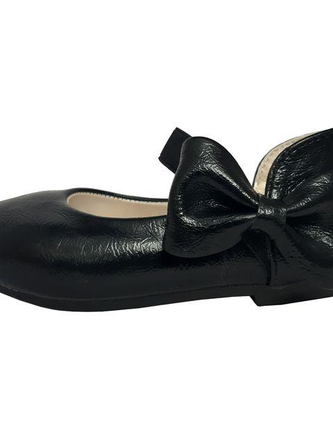 کفش دخترانه طرح پاپیون کد ta45210