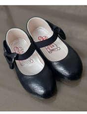 کفش دخترانه طرح پاپیون کد ta45210 -  - 1