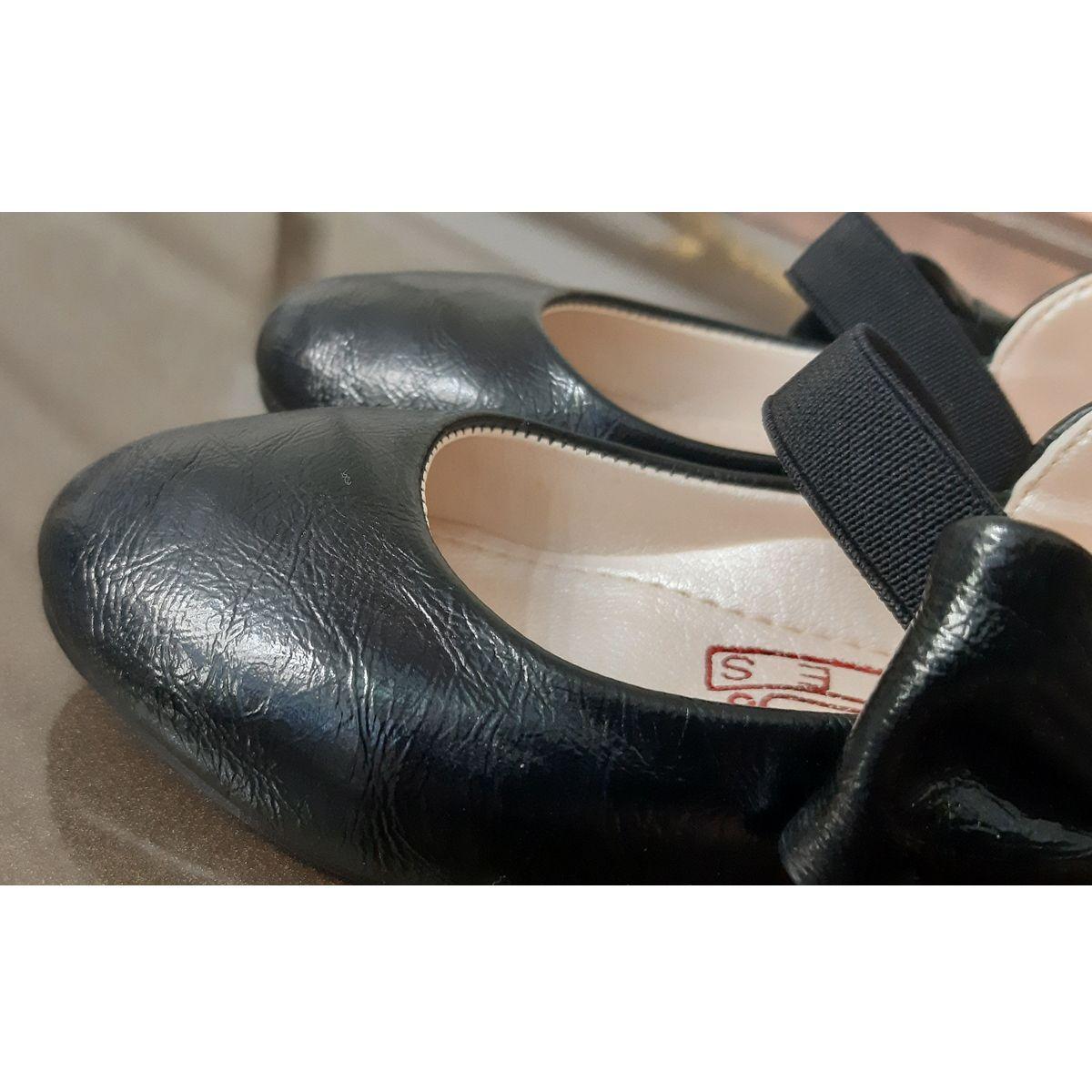 کفش دخترانه طرح پاپیون کد ta45210 -  - 6