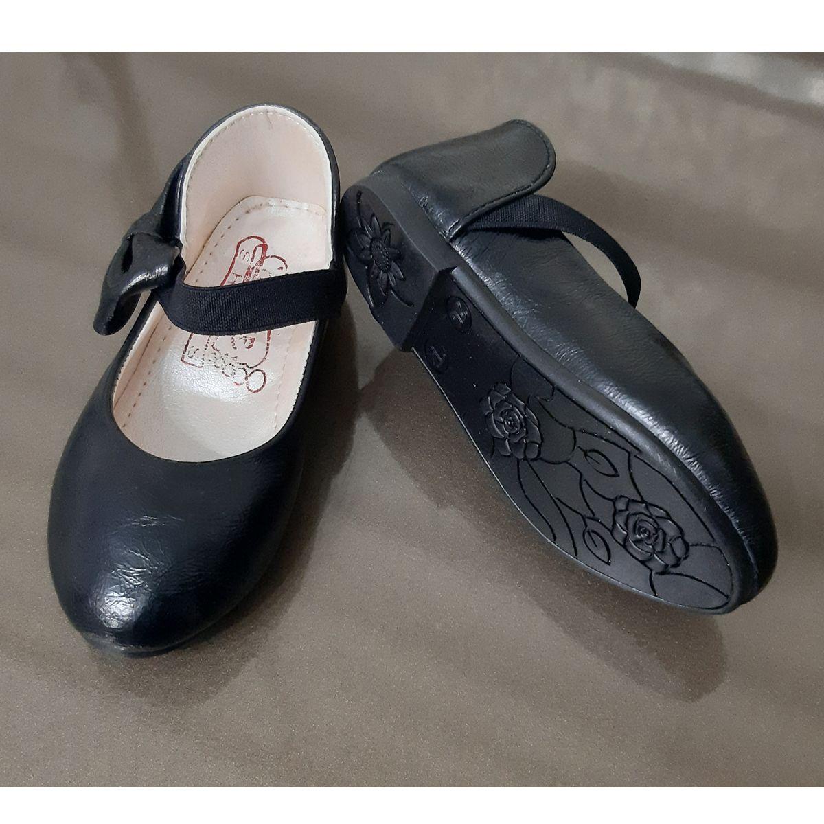 کفش دخترانه طرح پاپیون کد ta45210 -  - 7