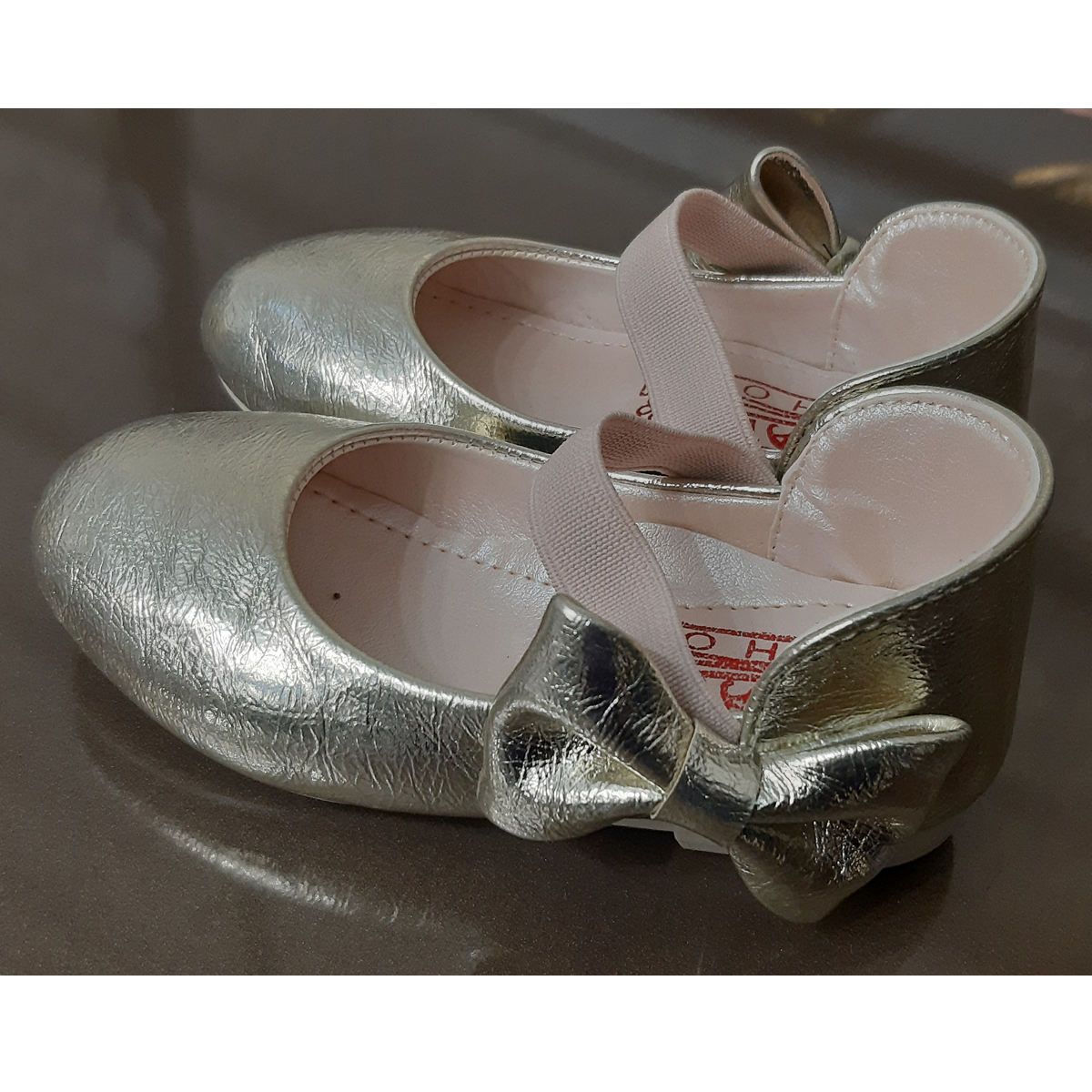 کفش دخترانه طرح پاپیون مدل 78041 -  - 2