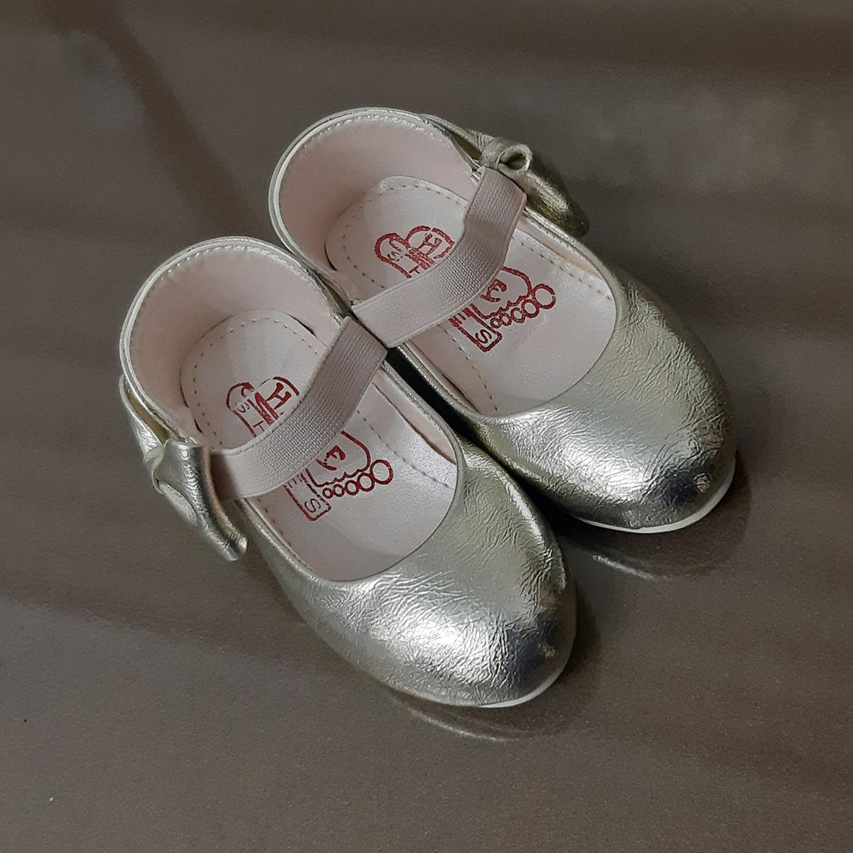 کفش دخترانه طرح پاپیون مدل 78041 -  - 3