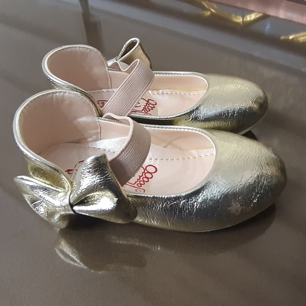 کفش دخترانه طرح پاپیون مدل 78041 -  - 4
