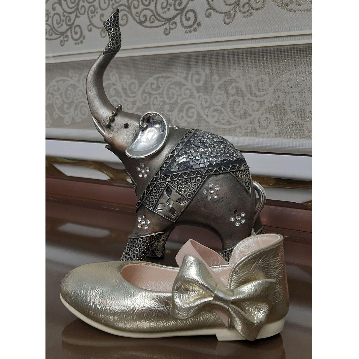 کفش دخترانه طرح پاپیون مدل 78041 -  - 5