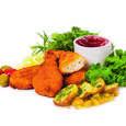 شنیسل سینه مرغ منجمد پمینا کاله مقدار 270 گرم thumb 1