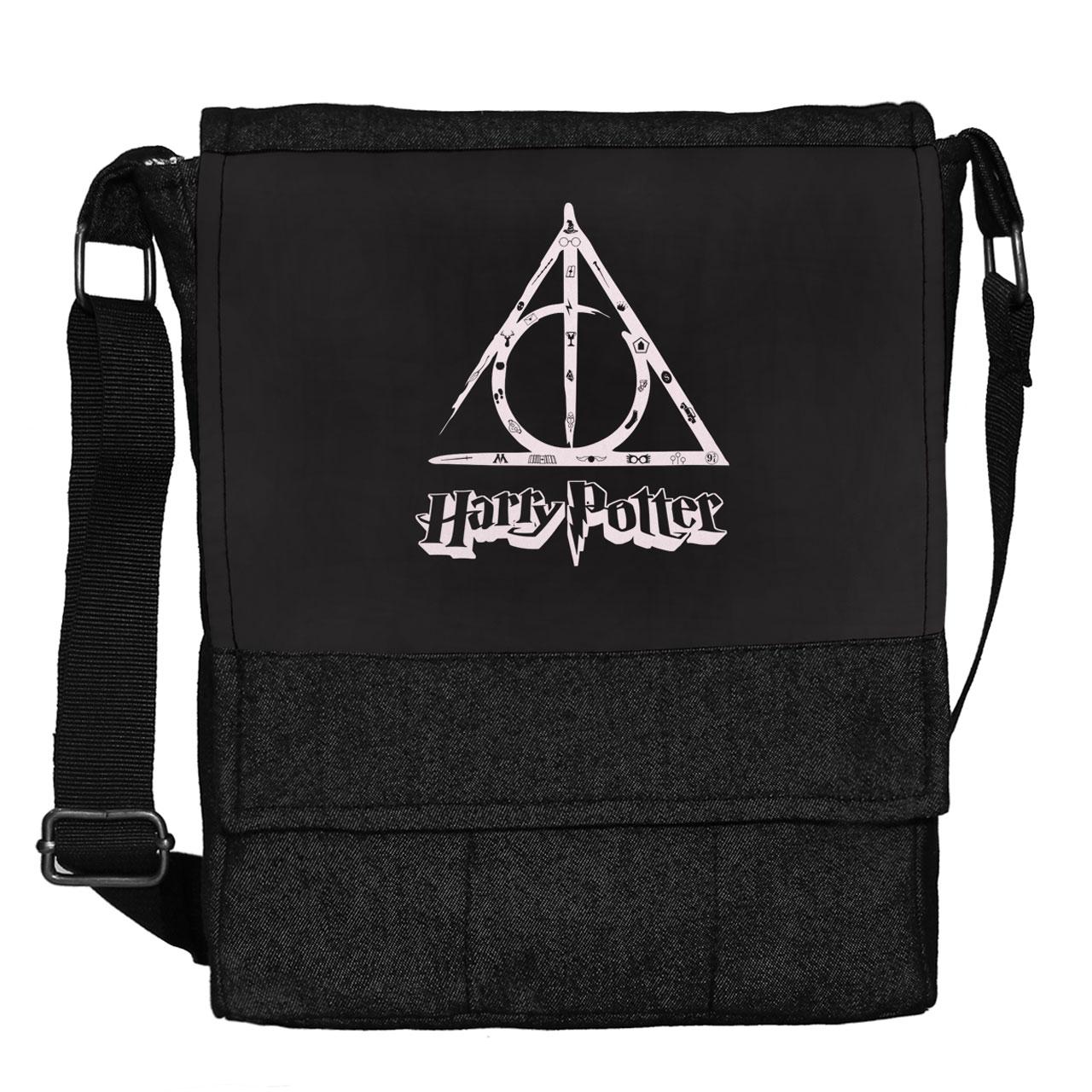 کیف دوشی گالری چی چاپ طرح Harry Potter کد 65692