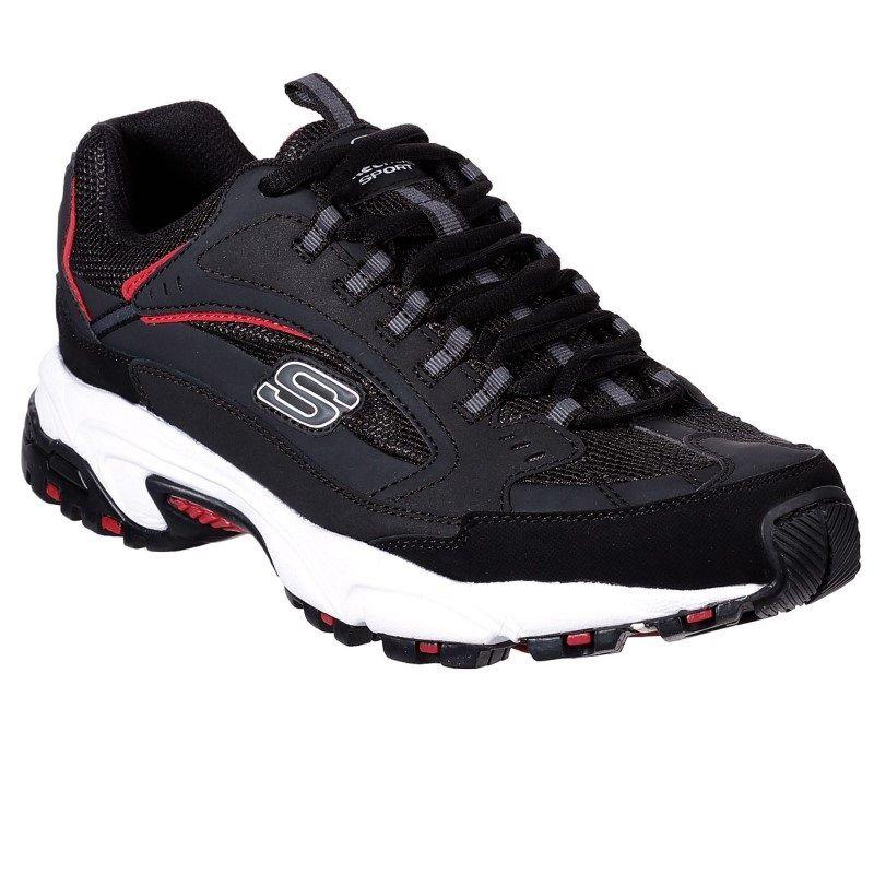 کفش مخصوص پیاده روی مردانه اسکچرز مدل RS-51286 bkrd   -  - 3