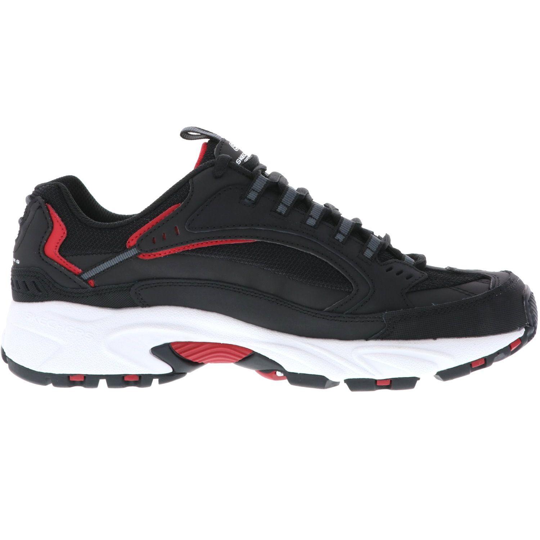کفش مخصوص پیاده روی مردانه اسکچرز مدل RS-51286 bkrd   -  - 5