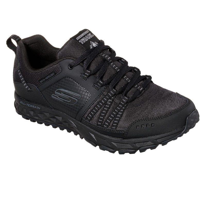 کفش مخصوص پیاده روی مردانه اسکچرز مدل RS 51591 bbk -  - 2