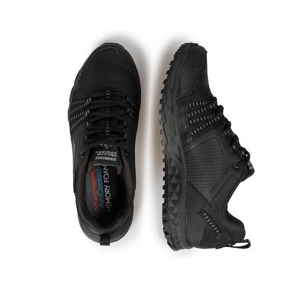کفش مخصوص پیاده روی مردانه اسکچرز مدل RS 51591 bbk -  - 10