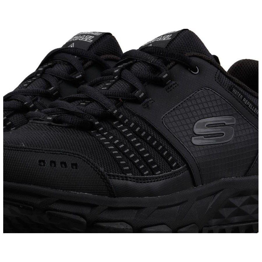کفش مخصوص پیاده روی مردانه اسکچرز مدل RS 51591 bbk -  - 12