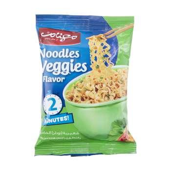 نودل مهنام طعم سبزیجات - 65 گرم
