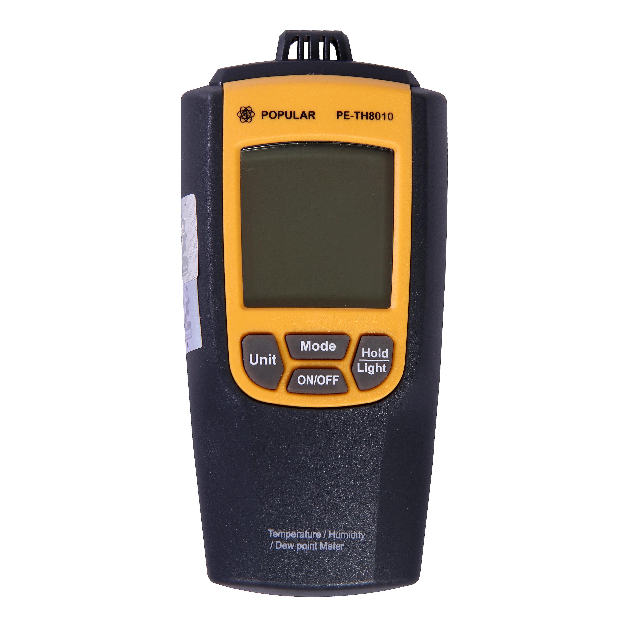 دماسنج محیطی پاپیولار مدل PE-TH8010