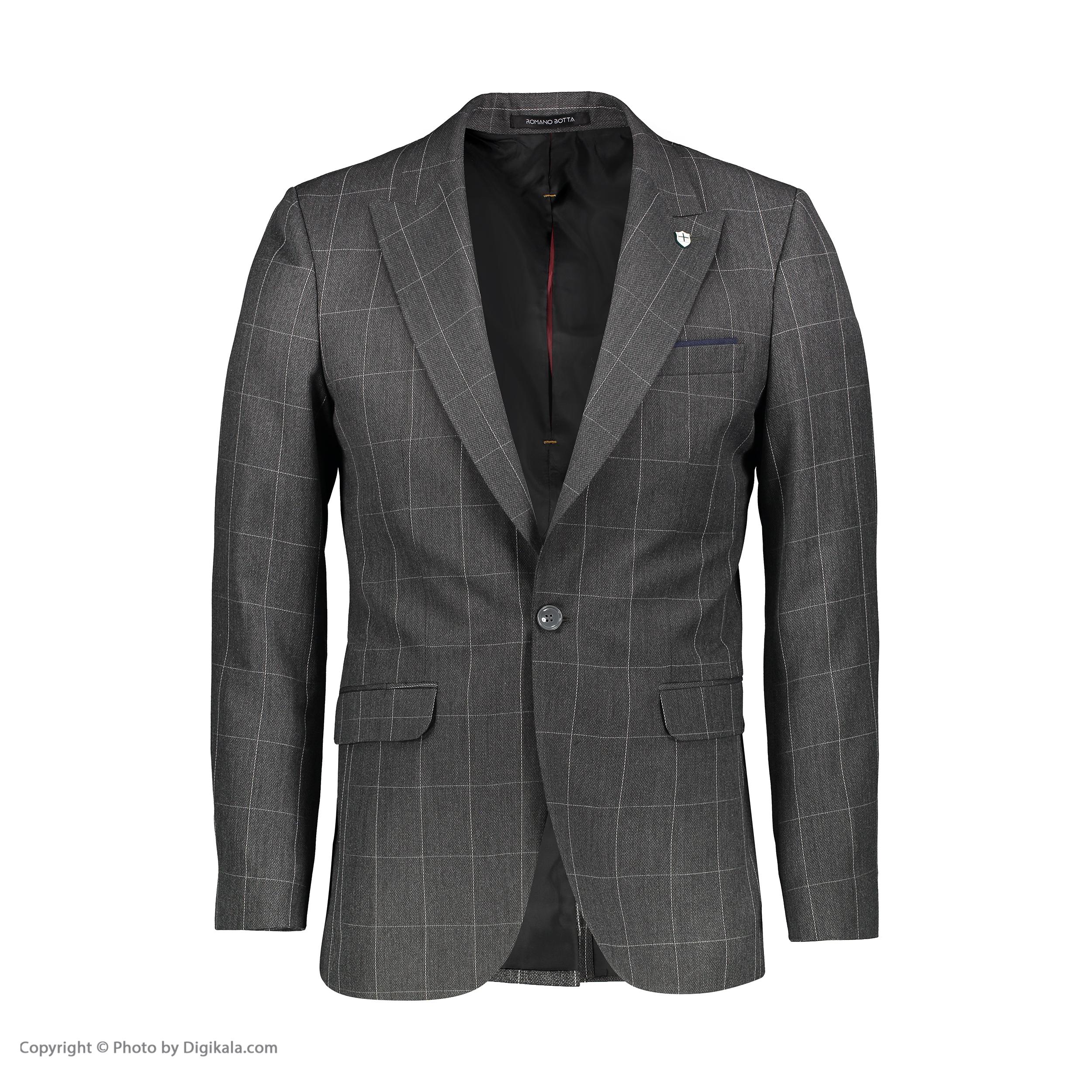 کت تک مردانه رومانو بوتا مدل gh174