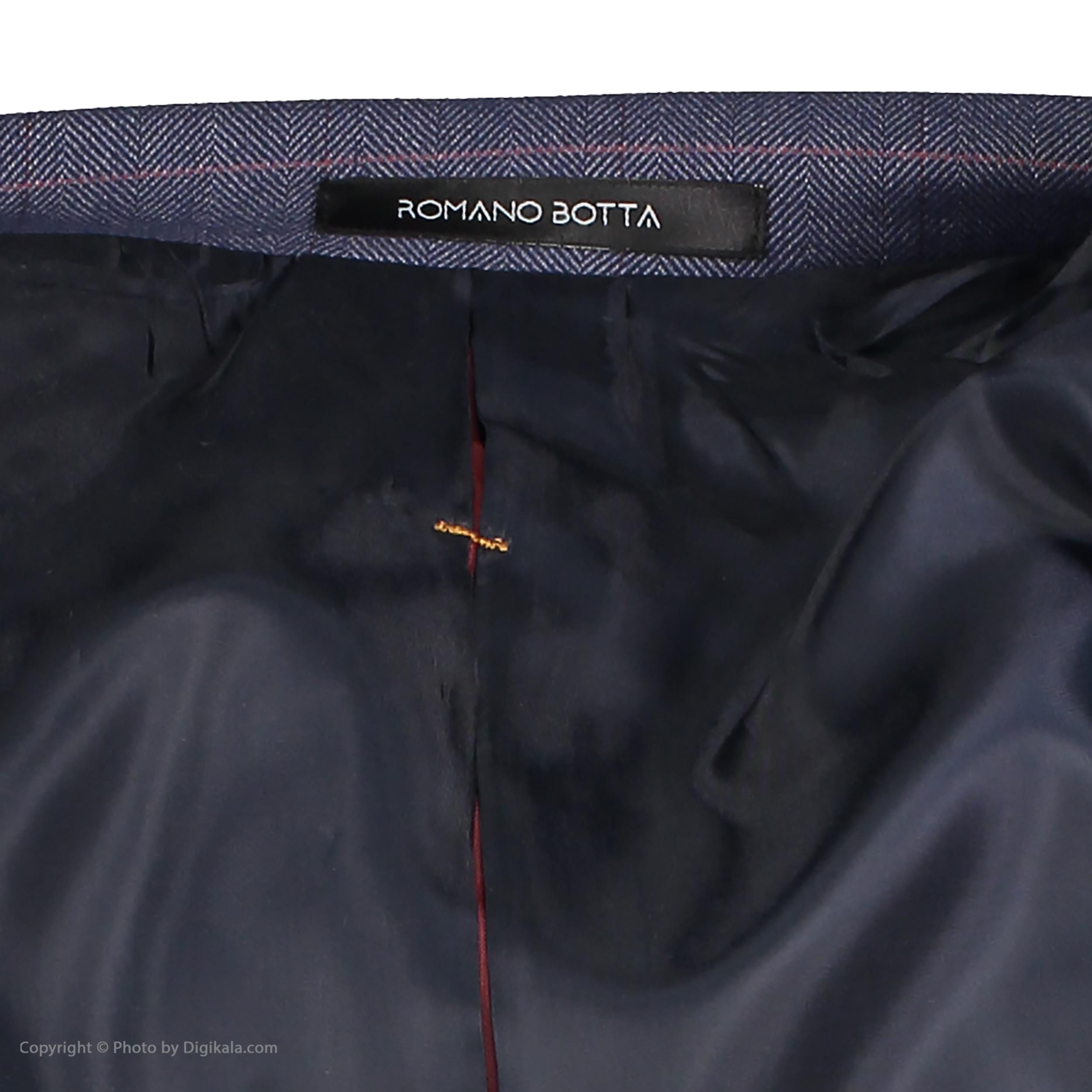 کت تک مردانه رومانو بوتا مدل gh175
