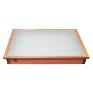 میز نور مهرگان مدل LTP 01 سایز 70×50 سانتی متر