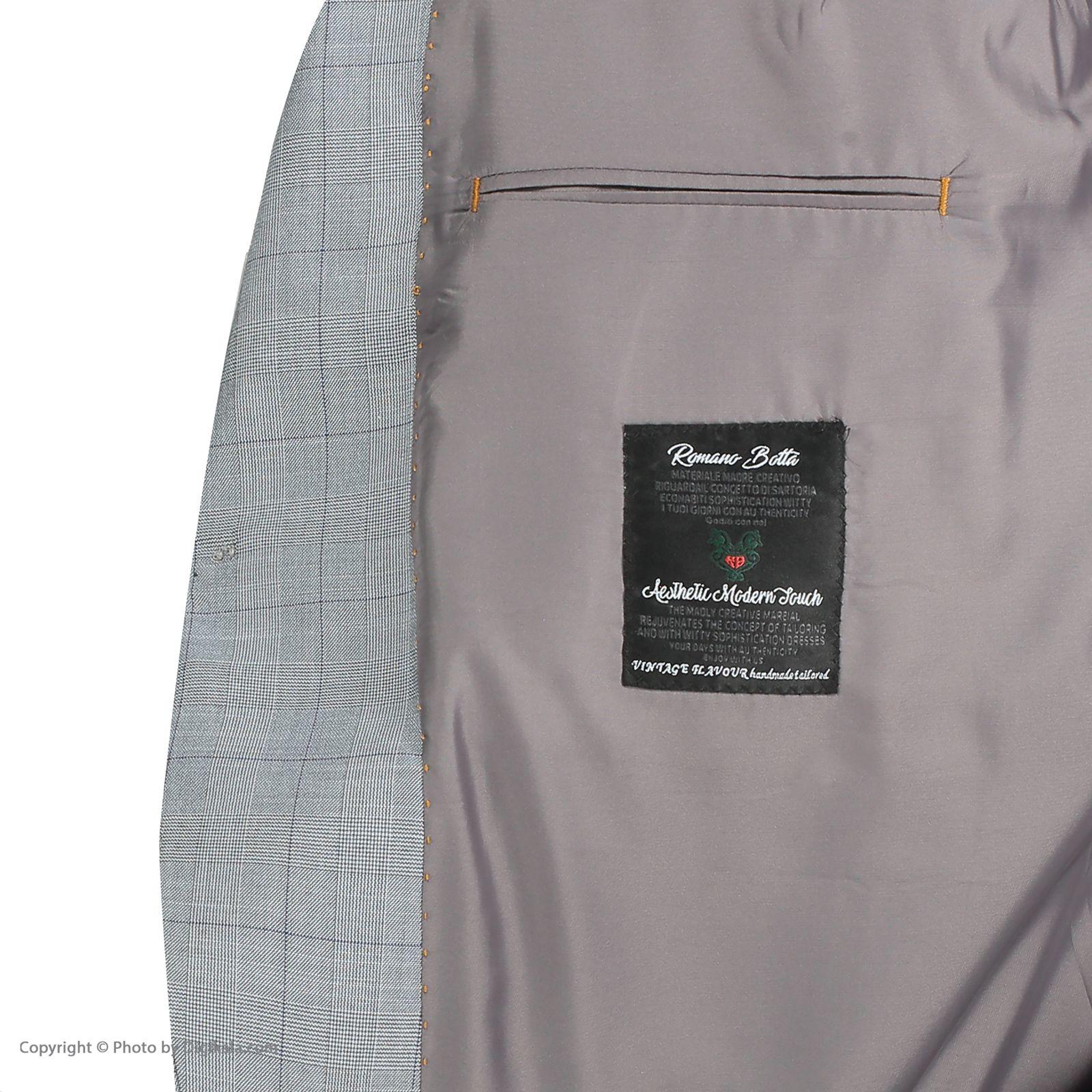 کت تک مردانه رومانو بوتا مدل a3 -  - 6
