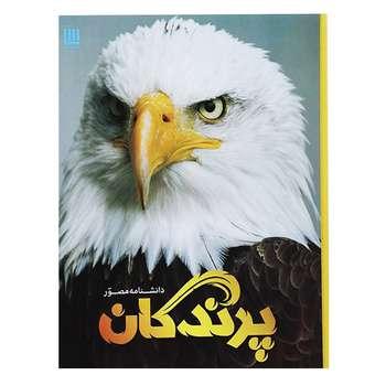 کتاب دانشنامه مصور پرندگان اثر دیوید برنی انتشارات سایان