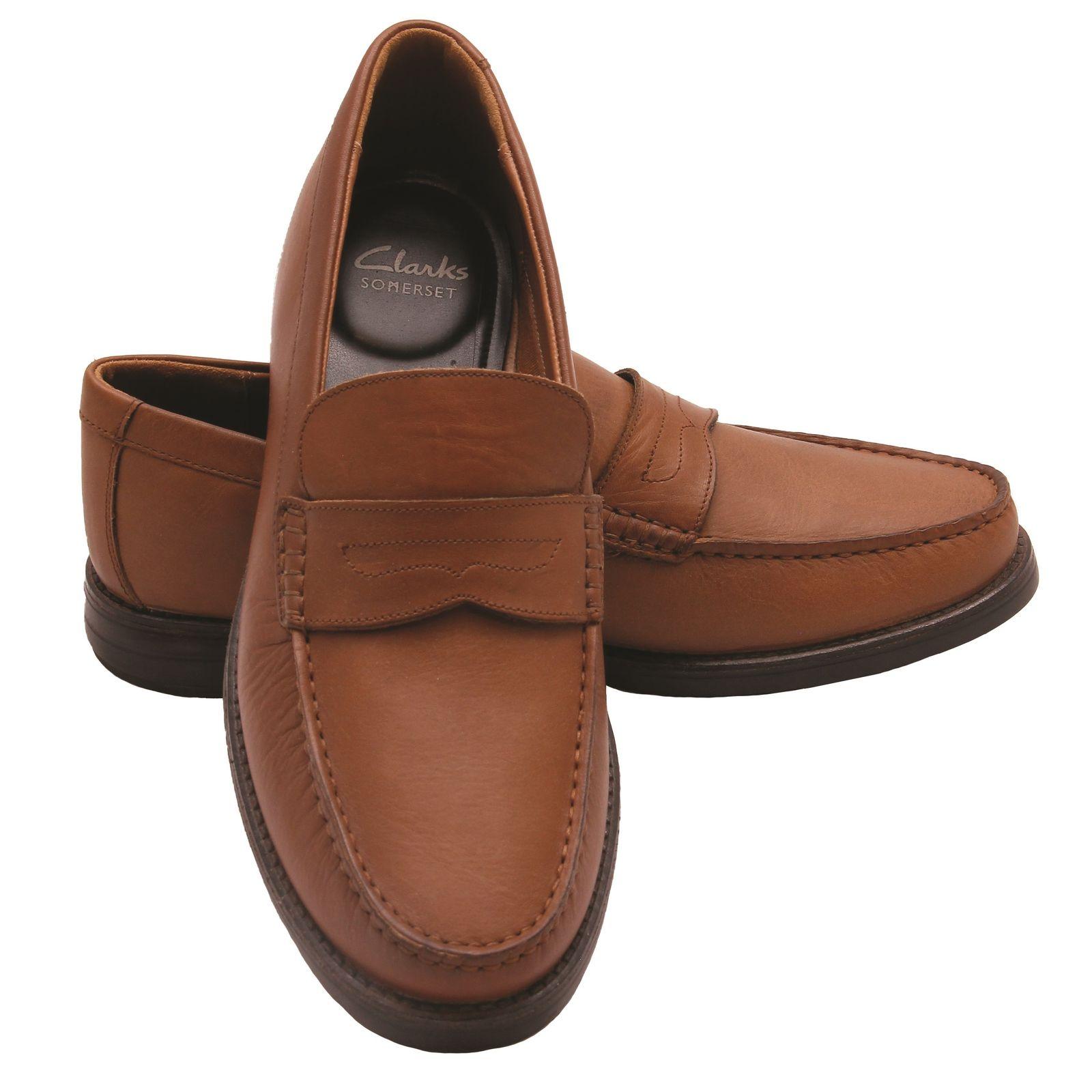 کفش روزمره مردانه کلارک کد 261238637 -  - 3