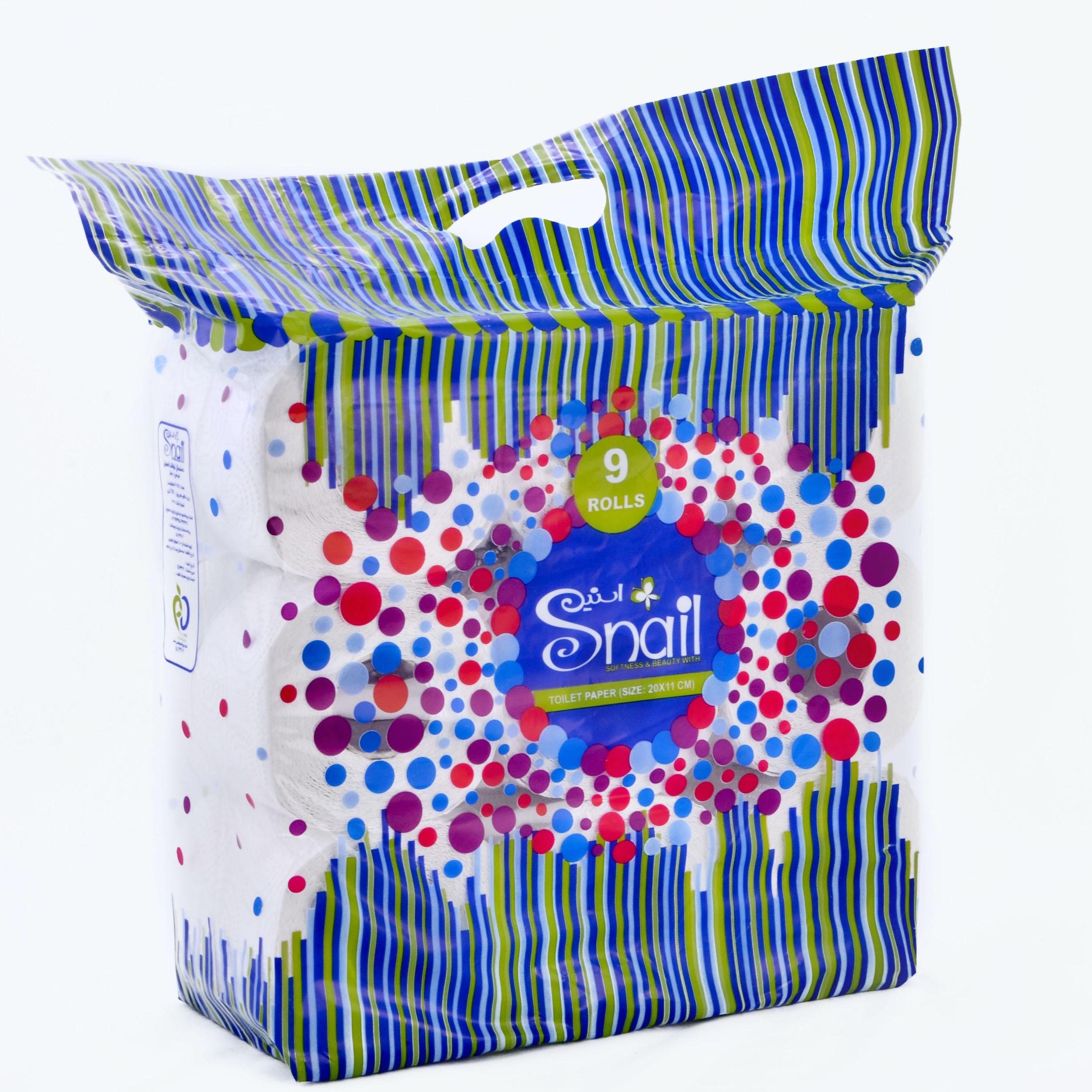 دستمال توالت اسنیل کد 01 بسته 9 عددی main 1 1